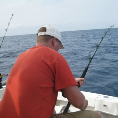 Full Day Reef Fishing Charter