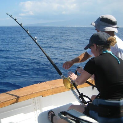 Deep Sea Fishing Charters in Grand Cayman